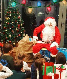 Feste di Natale - Bimbi in ufficio